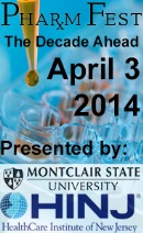 PharmFest 2014 Set for April 3 at Montclaire State University