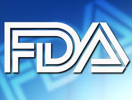 FDA blue