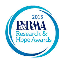 PhRMA Research Hope Award 2015