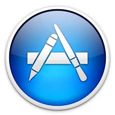 Apple Store round