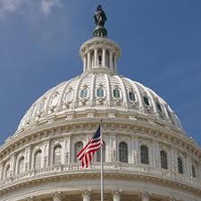 Capitol Rotunda flag