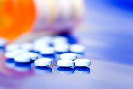 Pills blue nice