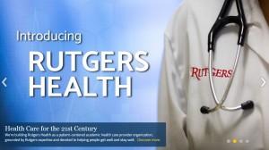 Rutgers Health Intro