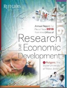 rutgers-2016-ored-annual-report